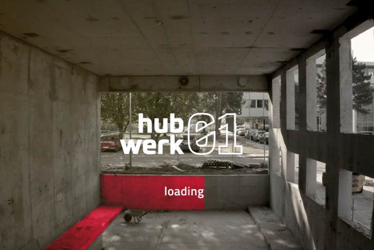 HubWerk01 Launch Trailer Video Produktion